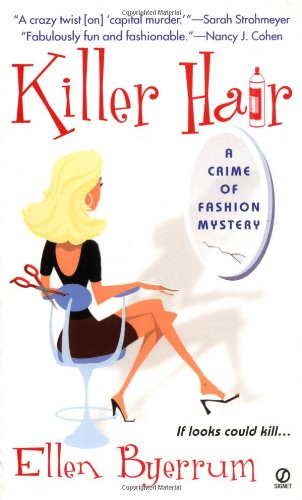 book cover of The Killer Hair