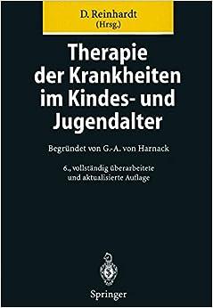 Book Therapie Der Krankheiten Im Kindes- Und Jugendalter