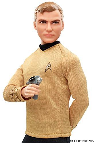 Barbie Star Trek 50th Anniversary Kirk Doll