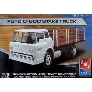 AMT Ford C-600 Stake Truck - Truck Stake