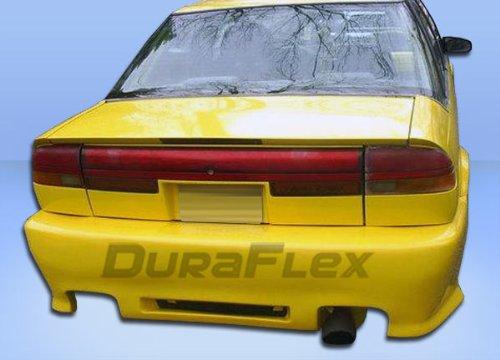 Frp Walker - Duraflex Replacement for 1991-1995 Saturn SL Walker Rear Bumper Cover - 1 Piece