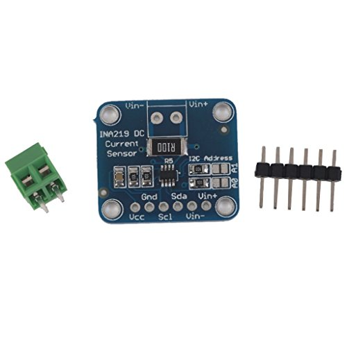 WINGONEER INA219 I2C Bi-directional DC Current Power Supply Sensor Breakout Module