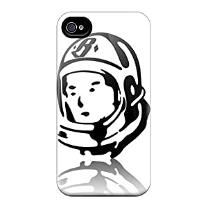 Anti-scratch And Shatterproof Billionaire Boys Club Phone Case For Iphone 4/4s/ High Quality Tpu Case