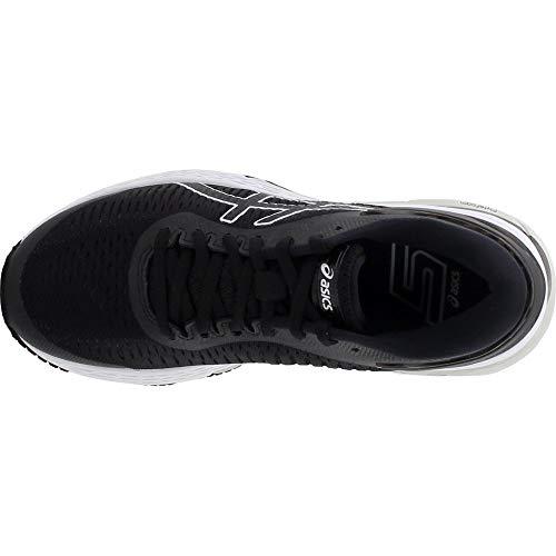 ASICS Gel-Kayano 25 Women's Shoe, Black/Glacier Grey, 6 B US by ASICS (Image #5)