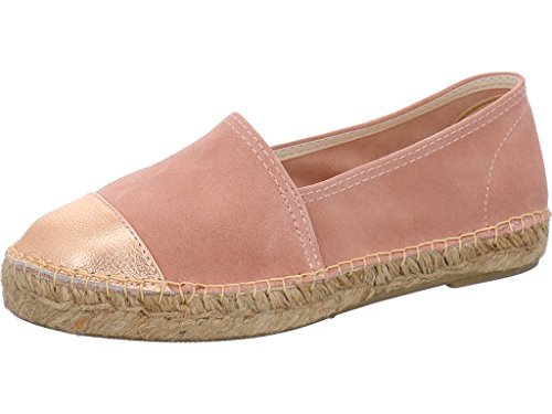 Espadrij Women's Loafer Flats Rose