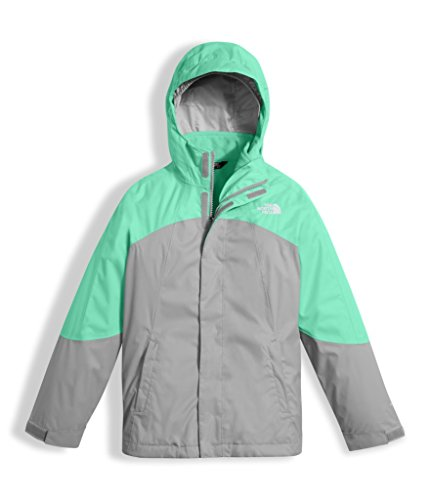 The North Face Girls Mountain View Triclimate Jacket - Bermuda Green - M by The North Face