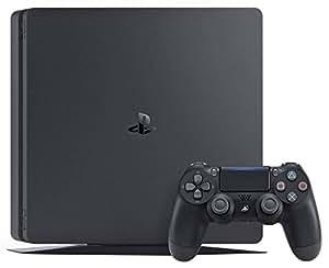 Playstation 4 Ps4 Slim 1 Tera Novo Caixa Lacrado + Bolsa Personalizada