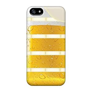 taoyix diy Hot Fashion MpNkz3181WLoKU Design Case Cover For Iphone 5/5s Protective Case (beer Dock)