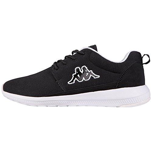 Vitesse Kappa Ii Maillot Adulte Unisexe Chaussures De Sport Noir (1110 / Blanc)