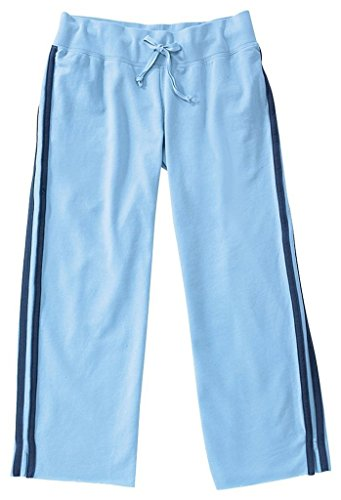 Hyp 3 Pack Women's Augusta French Terry Cropped Sweatpants