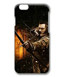 """6 PLus Case, The Hobbit 2013 The Desolation of Smaug Thorin Slim Fit Case for iPhone 6 Plus(5.5"""") 3D PC Material"""