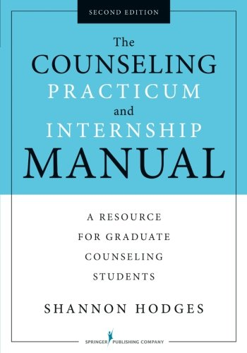 Counseling Practicum+Internship Manual