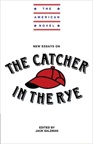 Literary analysis essay catcher in the rye