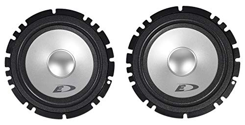 Alpine Type-E Series SXE-1750S Car Audio 6.5-Inch Component 2-Way Speakers