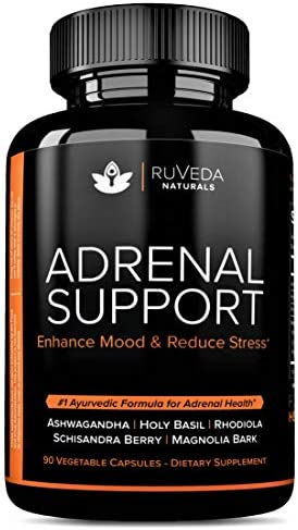 Adrenal Support Supplements Ashwagandha Adaptogenic product image