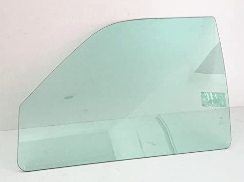 NAGD Driver//Left Side Front Door Window Glass Replacement for Mitsubishi Montero Sport 4 Door Utility 1997-2007
