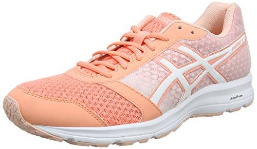 Asics Patriot 9, Zapatillas de Running Para Mujer Rosa (Begonia Pink/White/Seashell Pink 0601)
