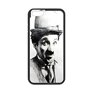 DIY phone case Charlie Chaplin cover case For iPhone 6 Plus,6s 5.5 Inch AS2P7749260