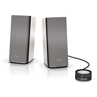 Bose Companion 20 Multimedia Speaker System from Bose Corporation