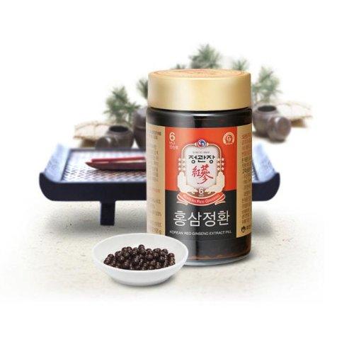 Cheong Kwanjang By Korea Ginseng Corporation Korean Red Ginseng Extract Pill 168g x2 (2 Bottle) Review