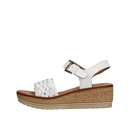 Grunland SA1555 Sandal Woman Bianco qKaVEKwc4T