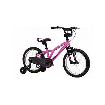 Monty 104 - Bicicleta de montaña para niño, Color Rosa, 13 ...