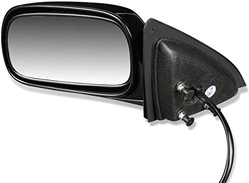 DNA Motoring OEM-MR-GM1320280 Factory Style Powered Left Side View Door Mirror