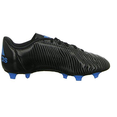 Adidas - Taquiero FG - B32922 - Color: Azul-Gris-Negro - Size: 47.3 - black - blue