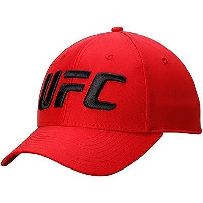 UFC Men's Structured Flex Cap from Adidas Licensed Division - Headwear