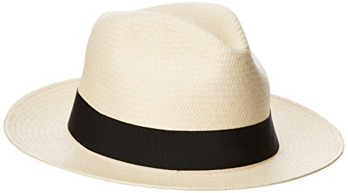 Henschel Men's Panama Straw with 2 3/8