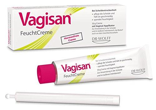 Vagisan FeuchtCreme Spar-Set 2x50g. Zur Linderung der Beschwerden bei Scheidentrockenheit.
