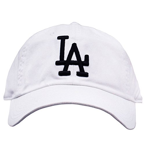 American Needle Los Angeles Dodgers Ballpark Hat in White