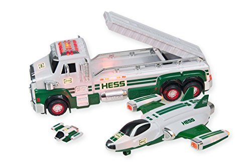 Anniversary Toys - Hess 2014 50th Anniversary Toy Truck and Space Cruiser with Scout