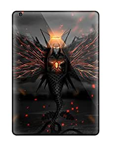 Durable Protector Case Cover With Demon Hot Design For Ipad Air