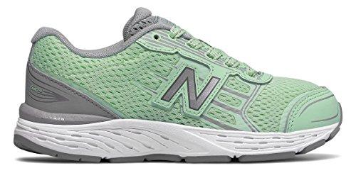 トムオードリースミルク神(ニューバランス) New Balance 靴?シューズ レディースランニング 680v5 Seafoam with Steel シーフォーム スティール US 4 (22.5 - 23cm)