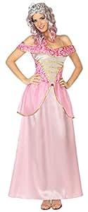 Atosa - 29015 - Disfraz Princesa De Cuento Rosa- talla XL - Color Rosa para Mujer Adulto