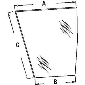 all states ag parts cab glass windshield. Black Bedroom Furniture Sets. Home Design Ideas