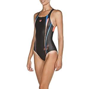 Arena Swim Pro Back | Bañador Competición Mujer