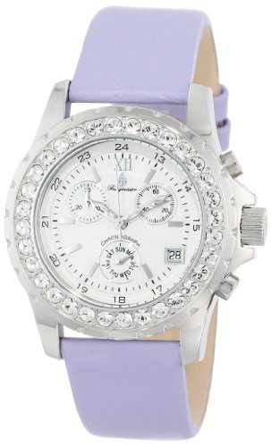 Burgmeister Women's BM191-180 Missouri Analog Chronograph Watch