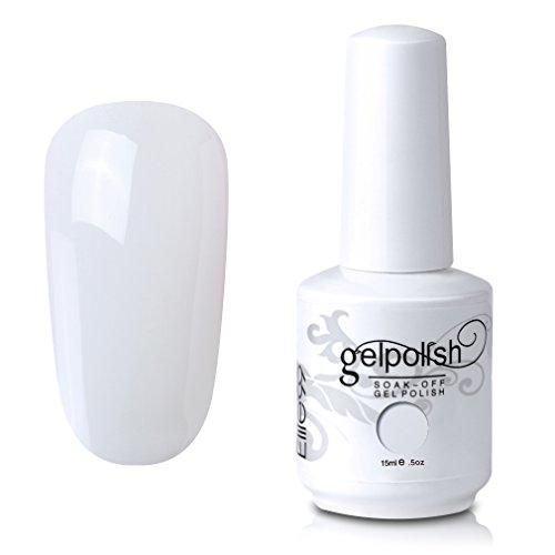 Gel Nail Polish Qatar: Elite99 Gel Nail Polish Soak Off White Gel Nail Varnish