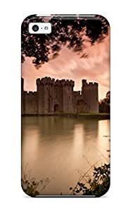 Zheng caseOPCufsu3473geBpy Tasha P Todd Bodiam Castle Durable Iphone 5c Tpu Flexible Soft Case