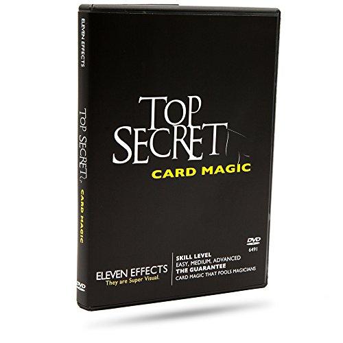 Magic Makers Top Secret Card Magic with Kris Nevling 11 Spectacular Card Tricks