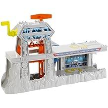 Matchbox Cliff Hanger Airport Playset