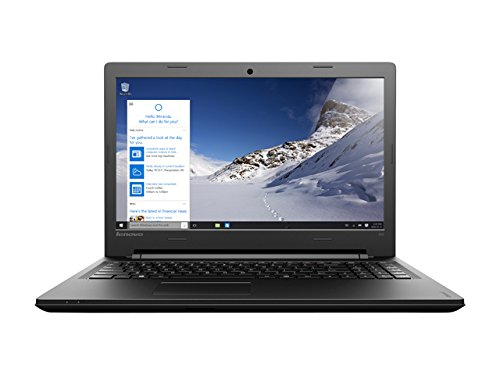 "Lenovo ideapad 100 - 15.6"" Laptop"