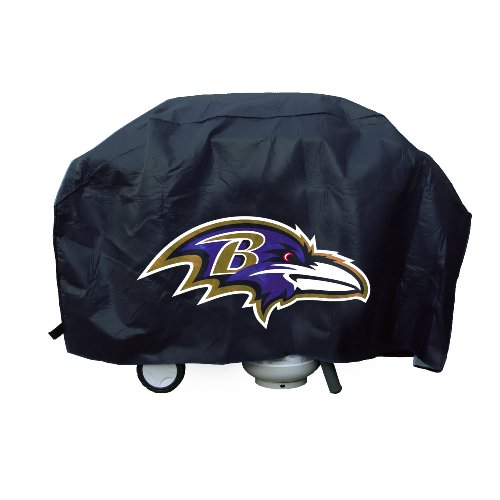 Tailgating Baltimore Ravens Nfl - NFL Baltimore Ravens Deluxe Grill Cover