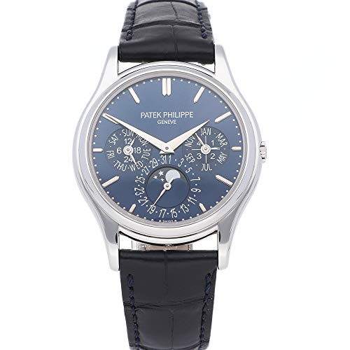 Patek Philippe Grand Complications Mechanical (Automatic) Blue Dial Mens Watch 5140P-001 (Certified Pre-Owned)