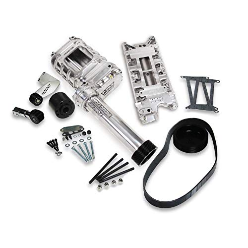 (Weiand 77-174FSBP-1 174 Polished Finish Pro-Street Supercharger)