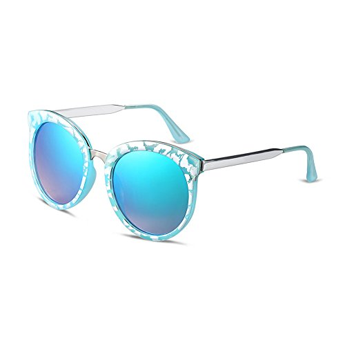 Naivo Modern Latch SQ 27 Ivory Gradient - Sun Funky Glasses