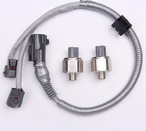- 2 sets Knock Sensors & harness for TOYOTA LEXUS Avalon Camry ES300 89615-12090