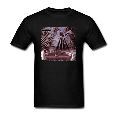 Ptshirt.com-19319-YLINTS Men\'s Steely Dan The Royal Scam T-shirt Size XXL Black-B01FBIJDMQ-T Shirt Design